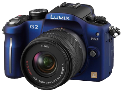 panasonic dmc g2